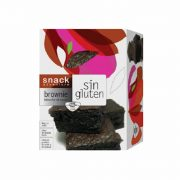 Brownie Multiporcion 320 grs sin gluten