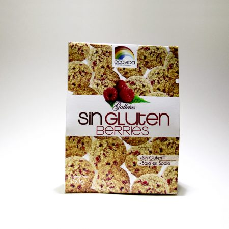 galletas berries sin gluten ecovida