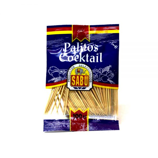 palillos cocktail sabu